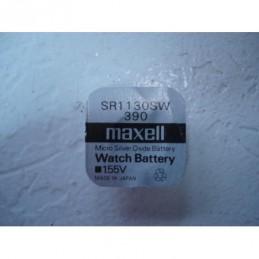 Maxell 390/SR1130SW 1.55V