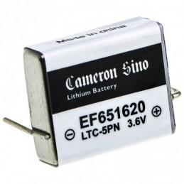 EF651620 550mAh 1.98Wh...