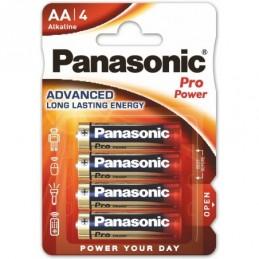 4 x Panasonic Alkaline PRO...