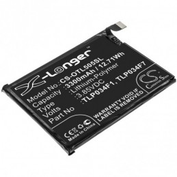 Alcatel 5039D / TLP034F1...