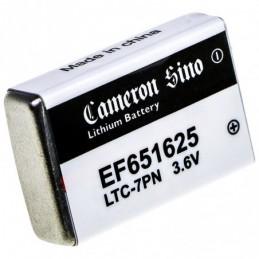 EF651625 750mAh 2.70Wh...