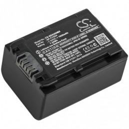 Sony FDR-AX33 / NP-FV50A...