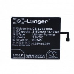 Lenovo S60 / BL245 2150mAh...