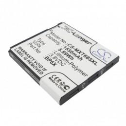 Motorola Pro / HP6X 1550mAh...