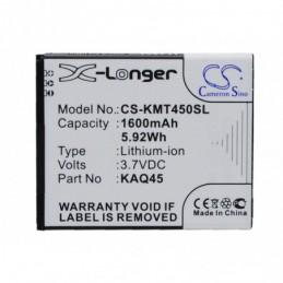 Kazam Thunder 4.5 / KAQ45...