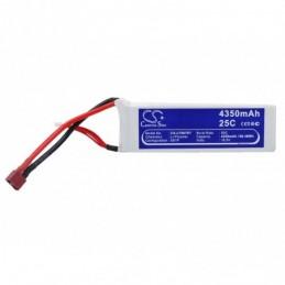 4350mAh 80.48Wh Li-Polymer...
