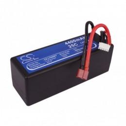 4400mAh 65.12Wh Li-Polymer...