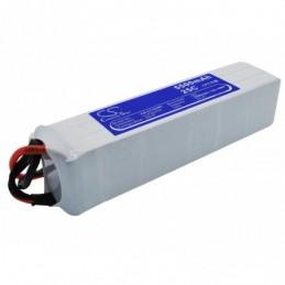 5500mAh 122.10Wh Li-Polymer...