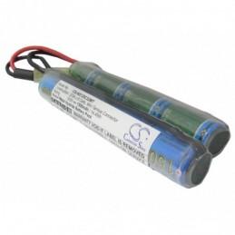 1500mAh 14.40Wh Ni-MH 9.6V...