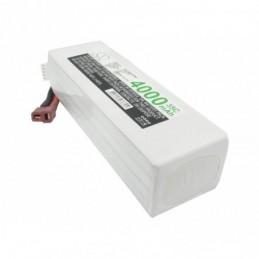 4000mAh 59.20Wh Li-Polymer...