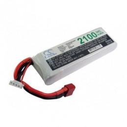 2100mAh 23.31Wh Li-Polymer...