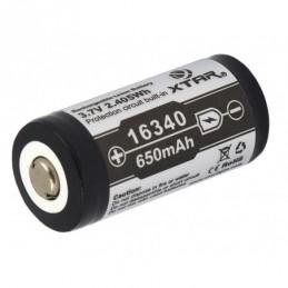 Akumulator Xtar 16340 /...