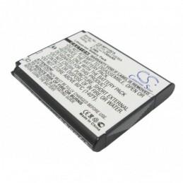 Casio NP-110 850mAh 4.26Wh...