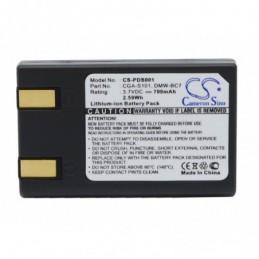 Panasonic CGA-S101 /...
