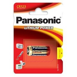 CR123A 3V Panasonic