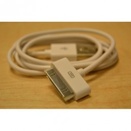 kabel USB iPhone 3/4 biały...