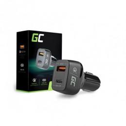 Ładowarka samochodowa USB-C...