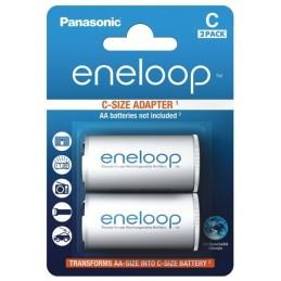 2 x Adaptor Eneloop R14/C...