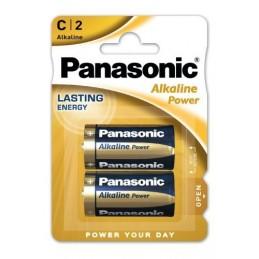 2 x Panasonic Alkaline...