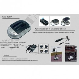 Panasonic CGA-S005E...