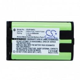 Panasonic HHR-P104 850mAh...